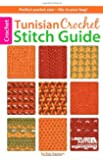 Loisirs Arts Papier arts-tunisian Crochet point Guide