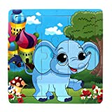 Jigsaw Puzzles for Toddlers 3 Years Wooden Jigsaw Toys for Children Education Learning Puzzles Toys