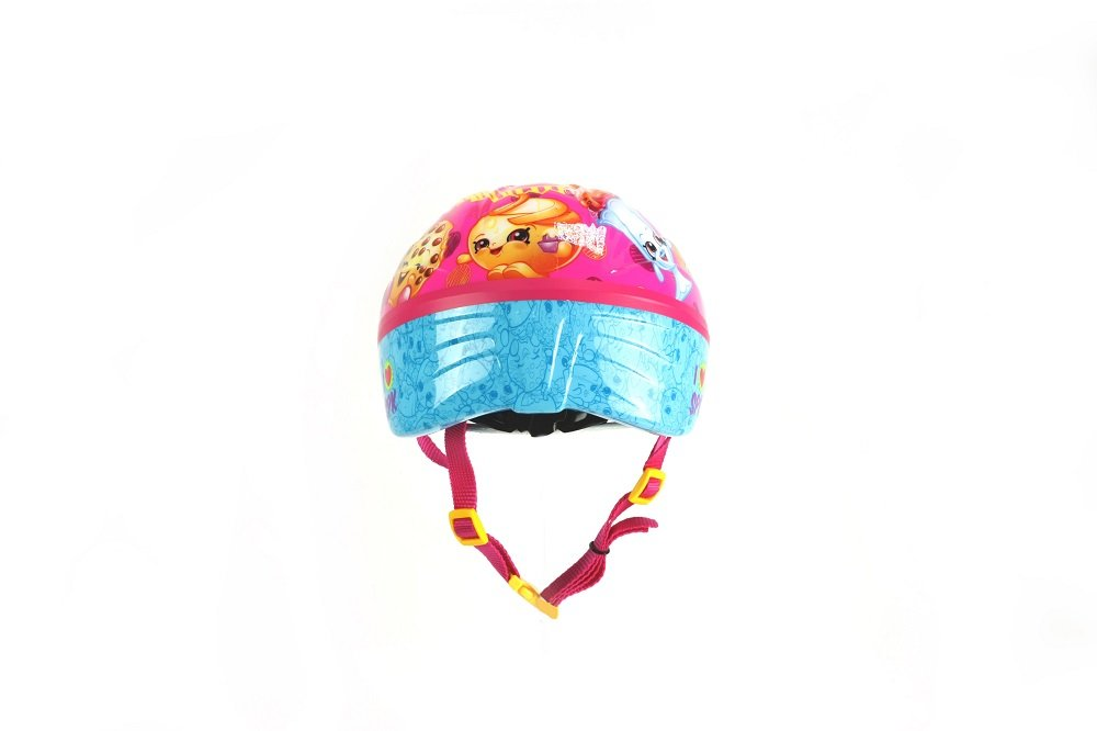 Shopkins 2D Bike Helmet Multicolor