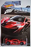 Hot Wheels 2017 Forza Motorsport McLaren P1 2/6, Red