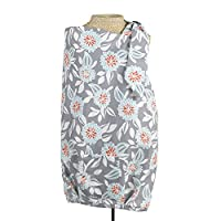 Balboa Baby Dr. Sears Nursing Cover - Grey Dahlia