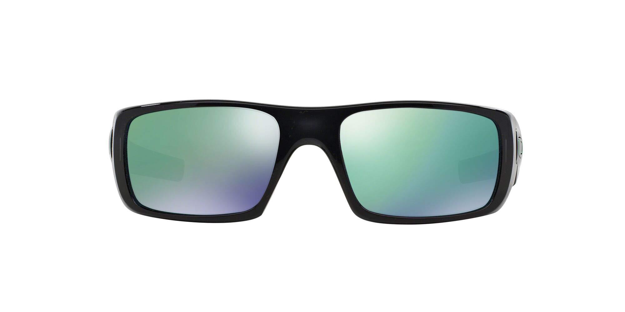 Men's Oo9239 Crankshaft Rectangular Sunglasses