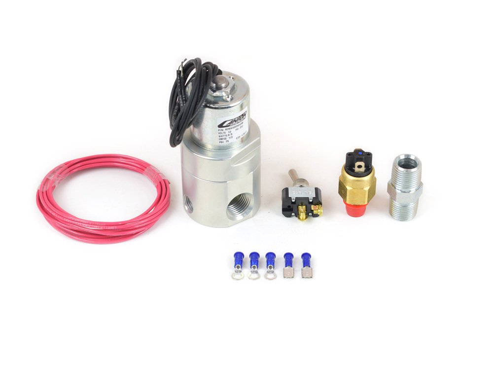 Canton Racing 24-273X Accusump Pro Electric Pressure Control Valve by Canton Racing Products (Image #1)