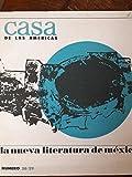 img - for Revista casa de las americas,enero-abril de 1965.numeros 28 y 29.la nueva literatura de mexico. book / textbook / text book