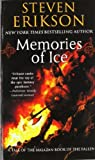 img - for Memories of Ice (The Malazan Book of the Fallen, Book 3) book / textbook / text book