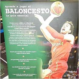 Aprende a jugar al baloncesto -La guía esencial-: Amazon.es ...