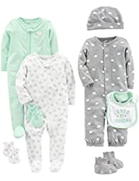 Baby 8-Piece Footed Take Me Home Set