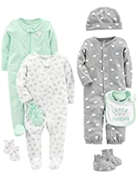 Simple Joys by Carter's Baby 8-Piece Footed Take Me Home Set