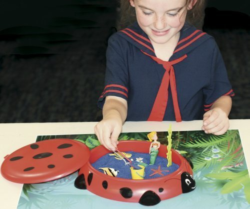 Sandbox Critters - Ladybug Play Set by Be Good -