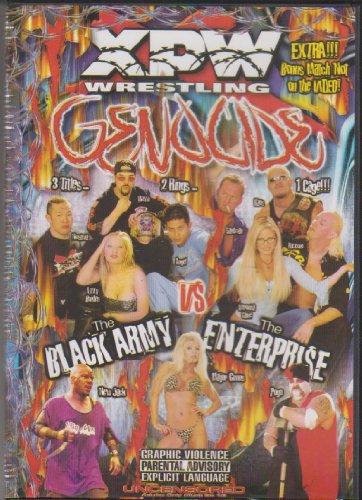 XPW: Genocide [Reino Unido] [DVD]: Amazon.es: Larry Rivera ...