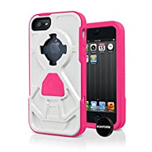 Rokform RokShield V3 Case Kit for iPhone 5, Pink