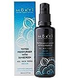 Mukti Organics - Organic Tinted Moisturizer with Sunscreen (Medium)