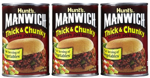 hunts-manwich-thick-chunky-sloppy-joe-sauce155-oz-3-pk