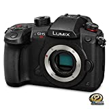 PANASONIC LUMIX GH5S Body 4K Digital Camera, 10.2 Megapixel Mirrorless Camera with High-Sensitivity MOS Sensor, C4K/4K UHD 4:2:2 10-Bit, 3.2-Inch LCD, DC-GH5S (Black)