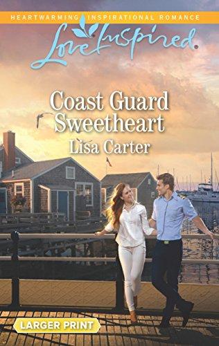 book cover of Coast Guard Sweetheart