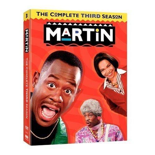 Martin: Season 3 (Martin Christmas Lawrence Show)