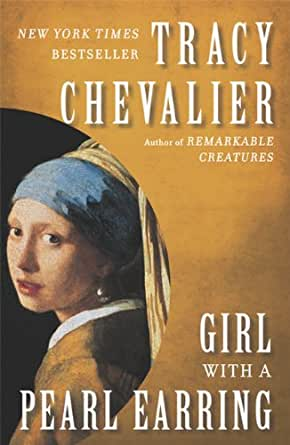girl with the pearl earring literary devices Tracy chevalier's girl with a pearl earring has sold over three million copies worldwide, been made into an oscar-nominated film and is now making the leap to the west end.