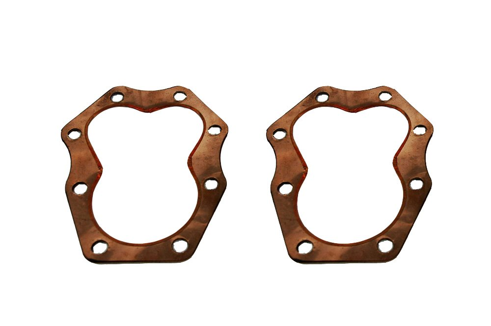 CJ750-Cylinder head SOLID copper gaskets M1//M72//R71 suit Bavarian Motor