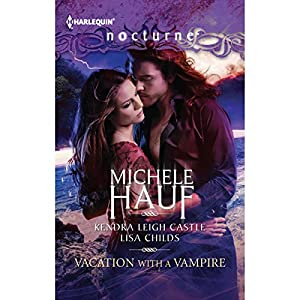 Vacation with a Vampire Audiobook