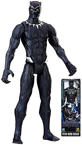 Black Panther 12″ Articulated Action Figure 2018 Movie