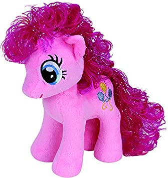Ty - My Little Pony Pinkie Pie, 28 cm (United Labels Ibérica 90200TY)
