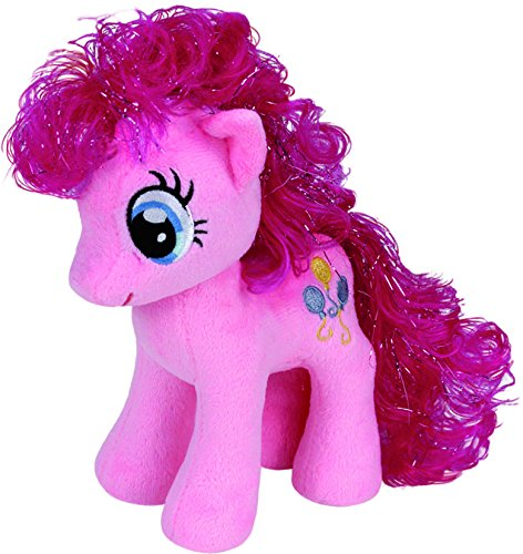 Ty - My Little Pony Pinkie Pie, 15 cm (United Labels Ibérica 41000TY)