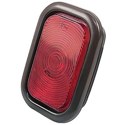"""Kaper II 1T-V-1016R Red 3"""" x 5"""" Stop/Turn/Tail Light: Automotive"""