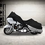 Motorcycle Bike Cover Travel Dust Storage Cover For Suzuki Boulevard M109R M50 M90 M95