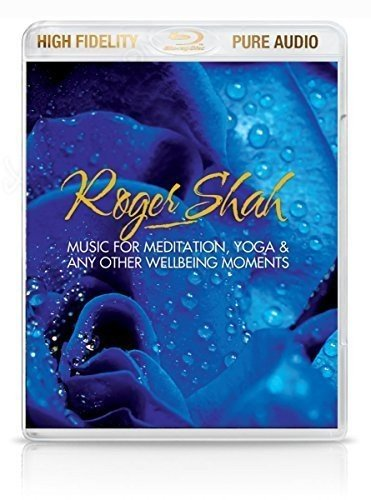 Blu-ray : SHAH, ROGER - Music For Meditation Yoga & Any Other Wellbeing (United Kingdom - Import)