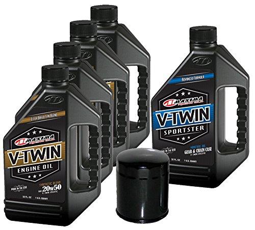 v twin oil filter kit - 9