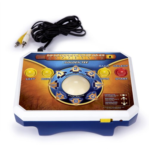 - TV Games Deluxe Golden Tee