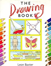 The Drawing Book by Leon Baxter (1990-09-03)