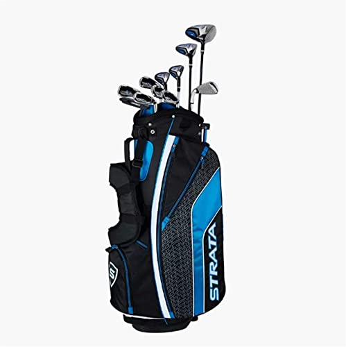Callaway Men s Strata Ultimate Complete Golf Set 16-Piece