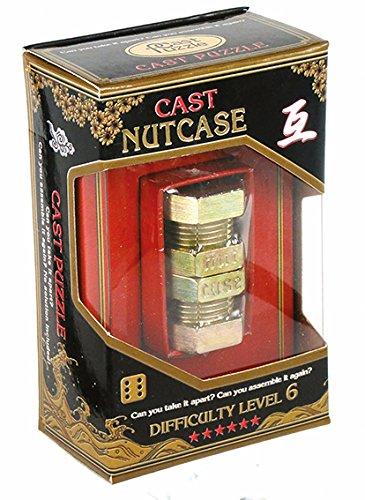 Hanayama Nut Case Puzzle 5047 AVDJ-74005