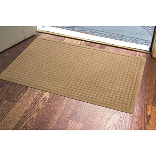 Amazon.com: Bungalow Low Profile Water Trap Door Mat: Kitchen & Dining
