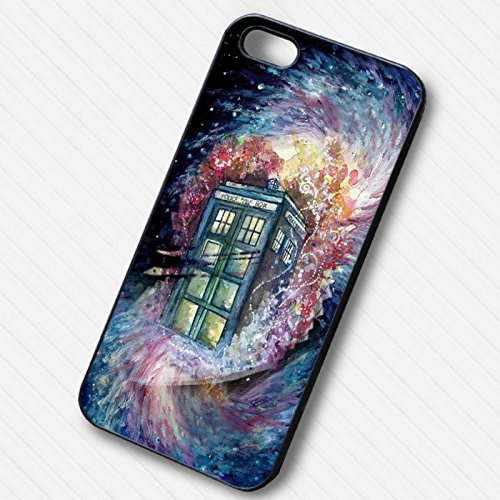 Tv series who blue box painting galaxy - lxmi pour Coque Iphone 6 et Coque Iphone 6s Case Q5M1OM