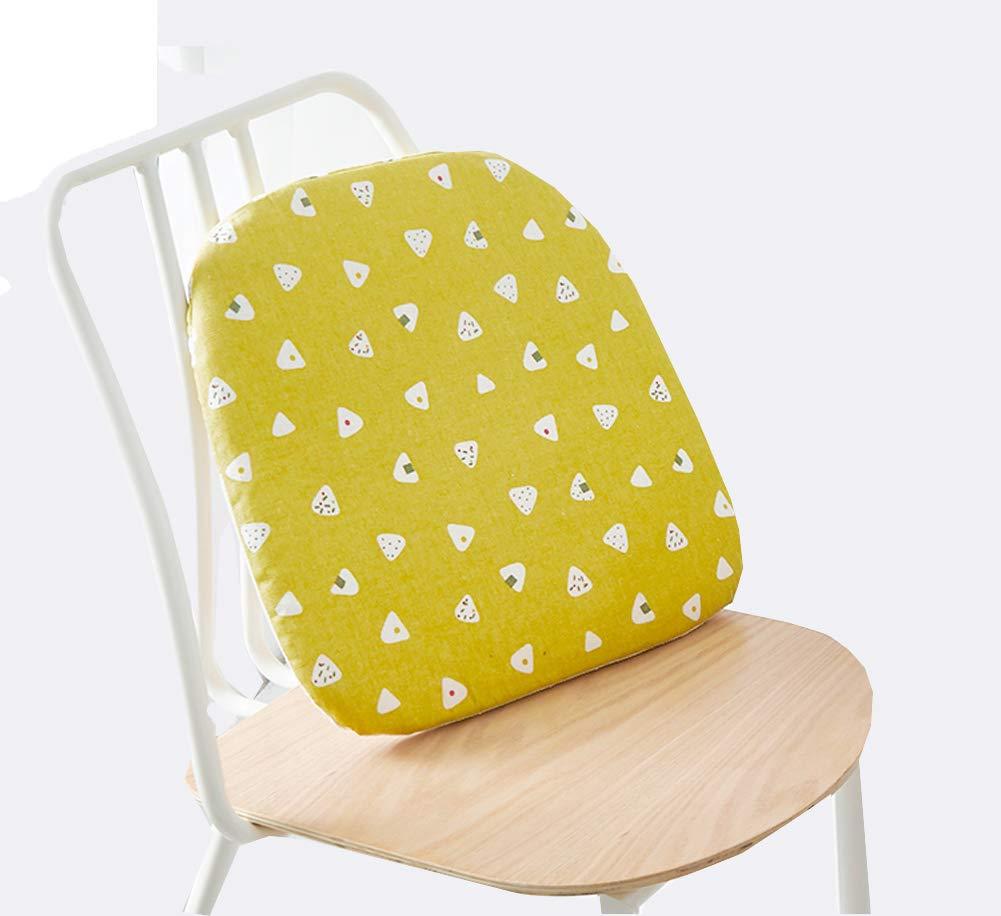 Amazon.com: Peacewish - Cojín para silla de comedor (algodón ...