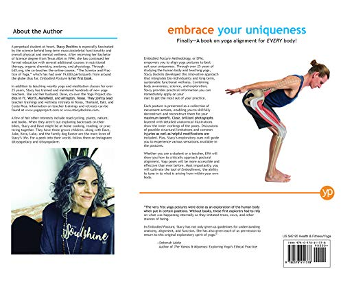 Embodied Posture: Your Unique Body and Yoga