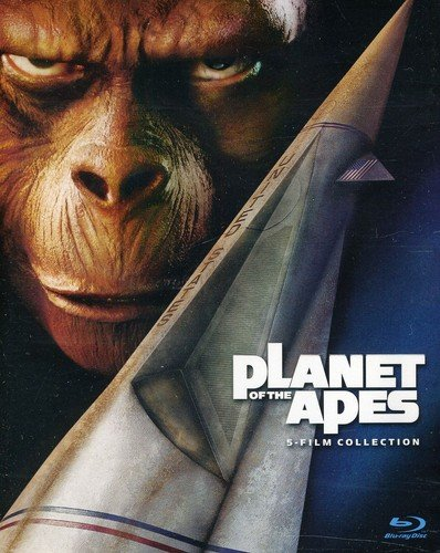 Planet of Apes 5 Original Film Collection Blu-ray 2015