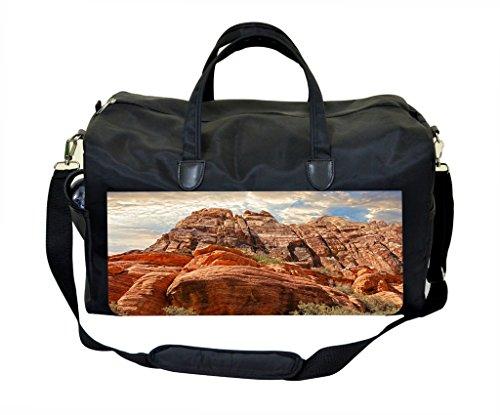 Red Rock Traveler Duffle Bag - 3