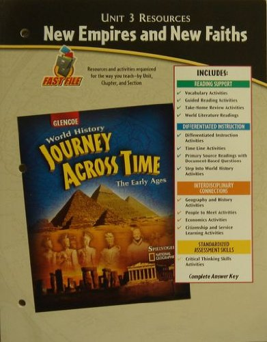 Unit 3 Resources : New Empires and New Faiths (World History Journey Across time, The Early Ages)