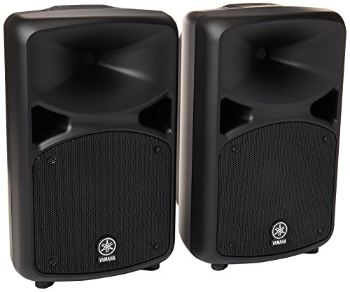 Yamaha STAGEPAS 600I Portable PA (Yamaha Powered Speakers)