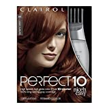 Clairol Perfect 10 By Nice 'N Easy Hair Color 006r Light Auburn 1 Kit