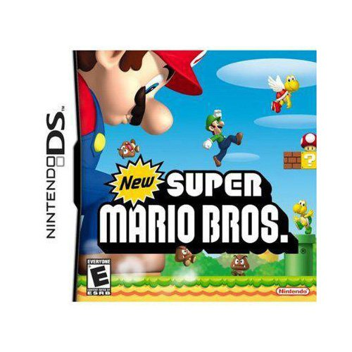 New Nintendo New Super Mario Bros. Action/Adventure Game Complete Product 1 User Nintendo Ds (Xbox Game Super Smash Brothers)