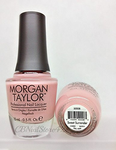 MORGAN TAYLOR -Professional Nail Lacquer Series 1 50008 Sweet Surrender