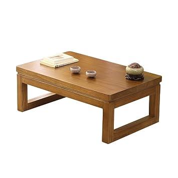 Amazonde Tee Tisch Im Japanischen Stil Retro Household Solid Holz