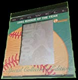 1991 Rookie of the Year Jeff Bagwell Holoprism