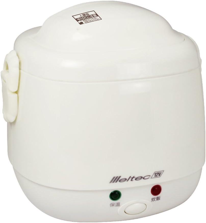 メルテック 車内用 炊飯器(2合炊き)