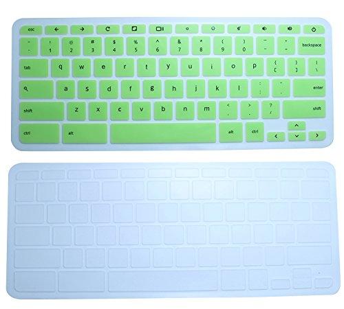 CaseBuy Semi Transparent Keyboard Protector Chromebook