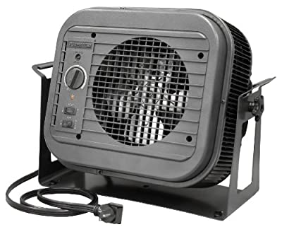 Fahrenheat NPH4A Heavy Duty Portable Heater, 240-volt